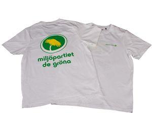 Bild på Vit T-shirt