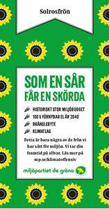 Bild på Fröpåse Solrosfrön
