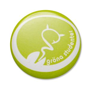 Bild på Pins - Gröna Studenter