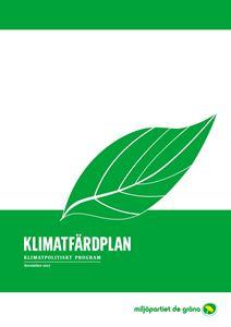 Bild på Klimatfärdplanen