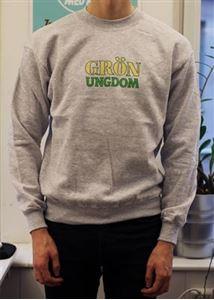 Bild på Collegetröja - Grön Ungdom