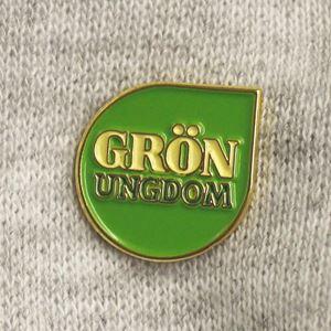 Bild på Pin - Grön Ungdom