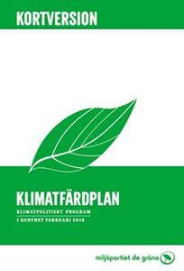Bild på Kortversion Klimatfärdplan