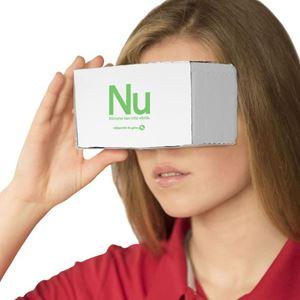 Bild på NU VR-Glasögon