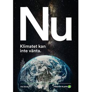 Bild på NU Affisch Glob