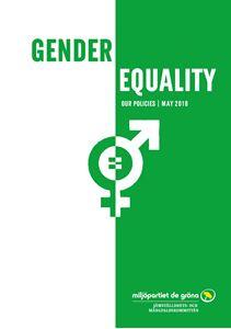 Bild på Jämställdhet: Vår politik (Engelska)